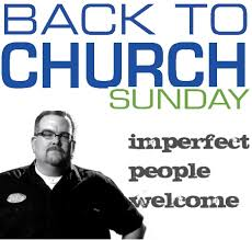 back to church imperfect