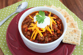 chili lunch